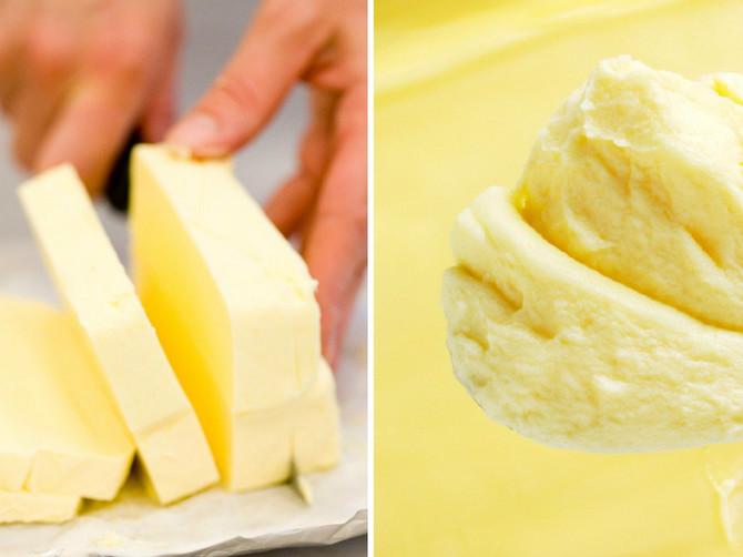 Puter ili margarin - šta vi birate?