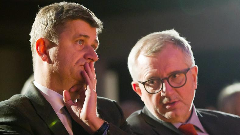 Koalicja Twój Ruch Europa Plus zaprezentowała listy do Parlamentu Europejskiego
