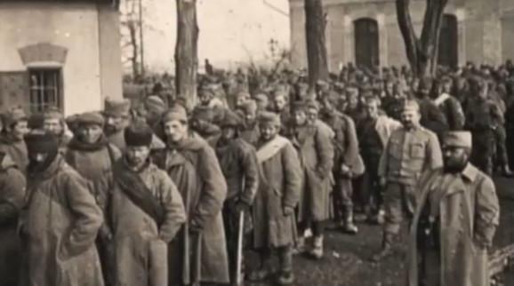Srbi i Jevreji u austrougarskom zarobljeništv
