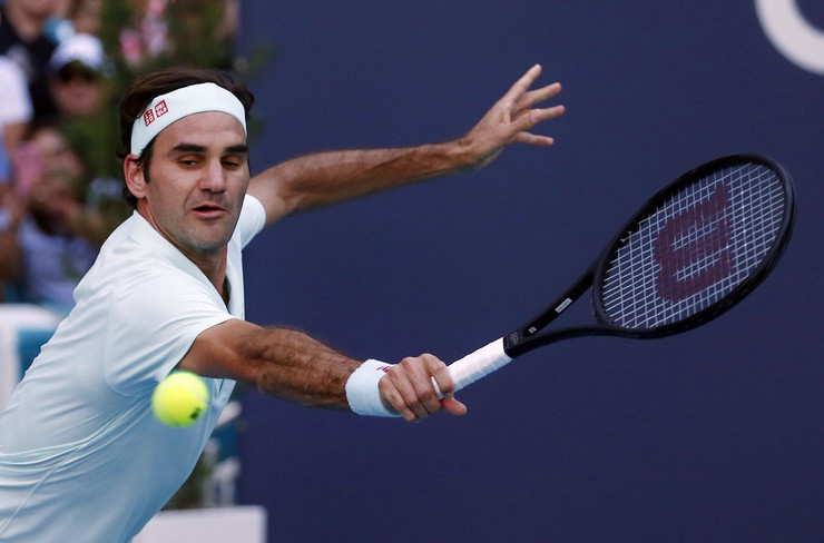 Rodžer Federer, Danil Medvedev