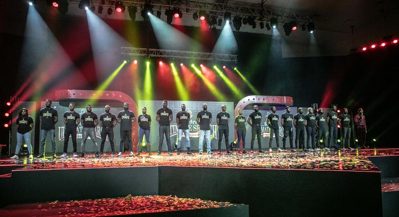 Meet 18 Gulder Ultimate Search contestants