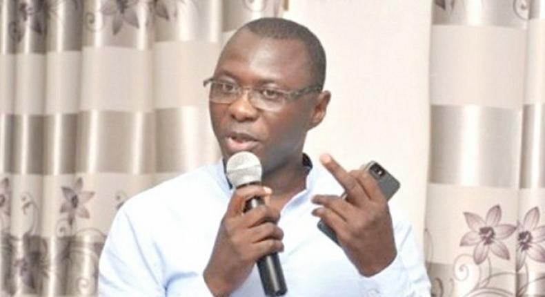 Deputy Petroleum Minister, Dr Mohammed Amin Adam