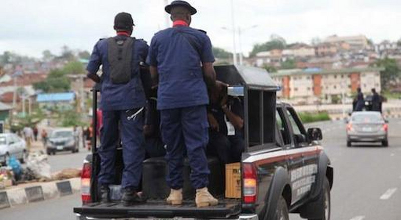 NSCDC arrests man over alleged murder of 17-month-old step son