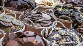 Ryby z dodatkiem... czekolady