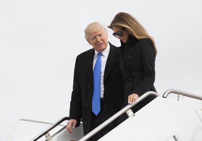 Veliki događaj se približio: bračni par Tramp