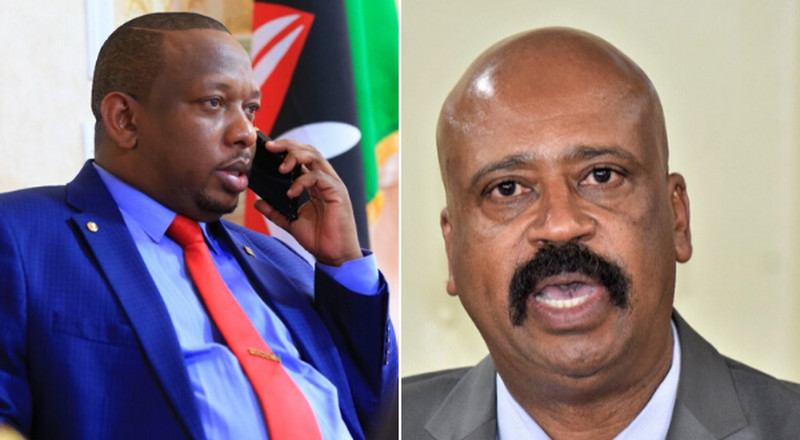 Trouble at City Hall as Sonko clashes with NMS