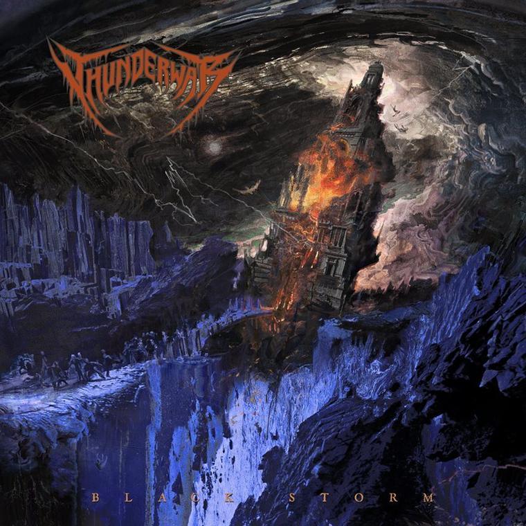 "THUNDERWAR – ""Black Storm"""