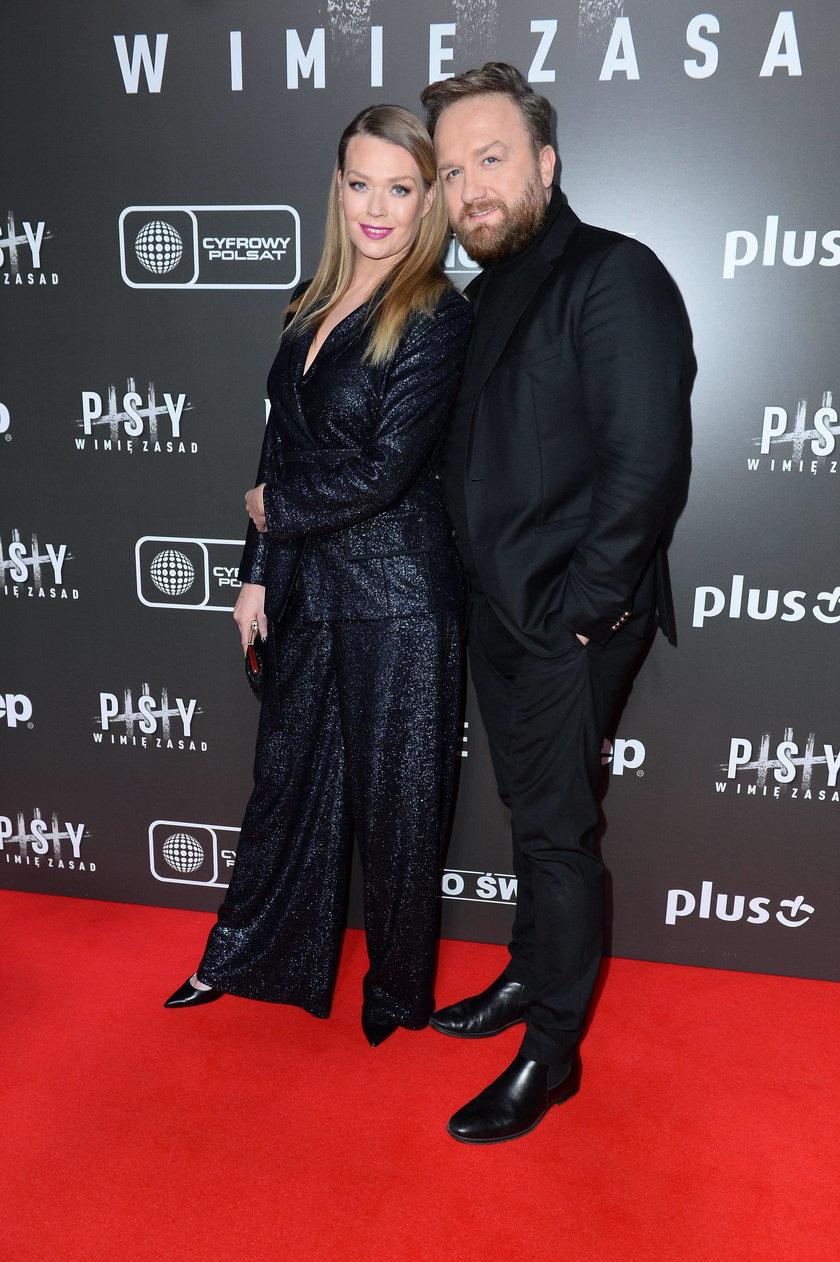Bartek Kasprzykowski i Tamara Arciuch