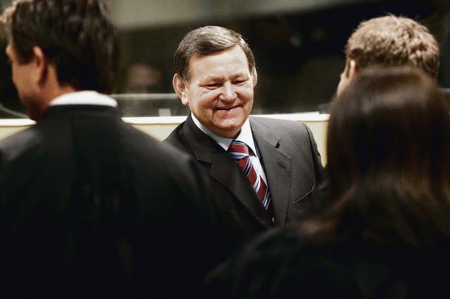 Markač se smejao posle presude...