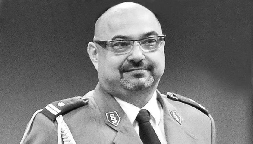 Tragedia pod Szprotawą. Zginął komendant komisariatu!