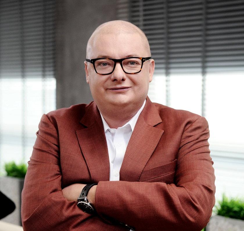 MichałKamiński, były spin doctor i polityk PiS, a obecnie minister w rządzie Ewy Kopacz