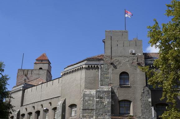 Zastava na vrhu, a klima odmah ispod: Vojni muzej na Kalemegdanu