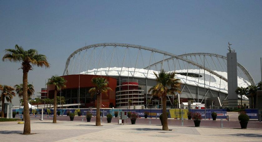Dla lekkoatletów Katar to koniec świata.