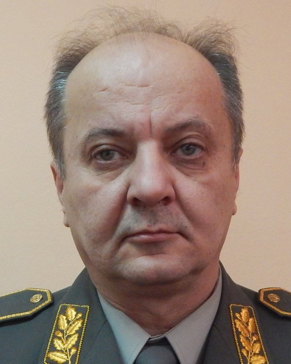 General-major Mile Jelić