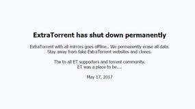 Popularna strona torrentowa zamknięta na dobre