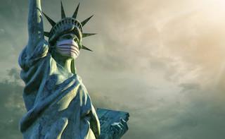 Pandemia w USA pobiła ponure rekordy hiszpanki
