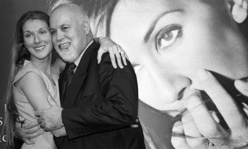 Celine Dion z Rene Angelilem