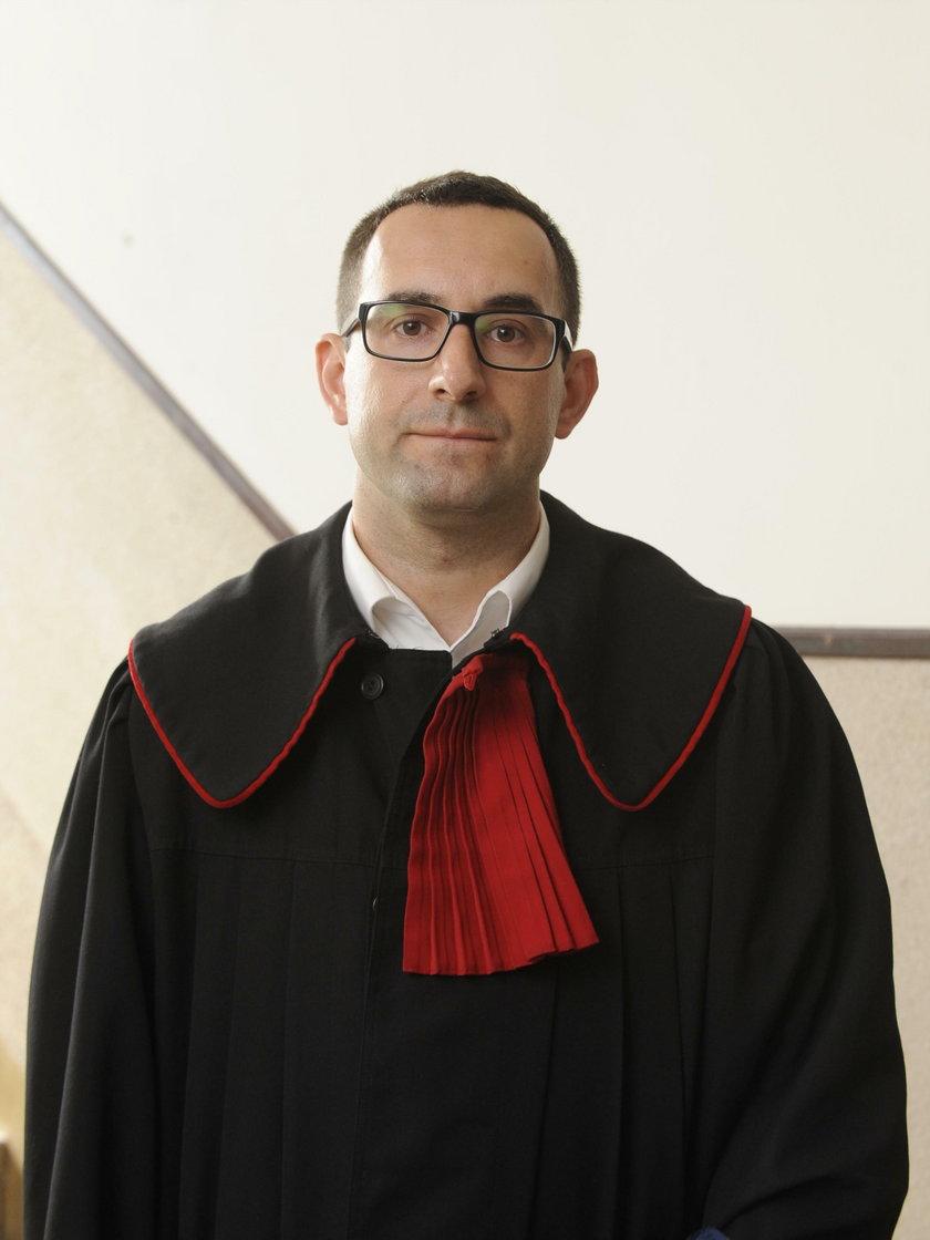 Prokurator  Tomasz Orepuk
