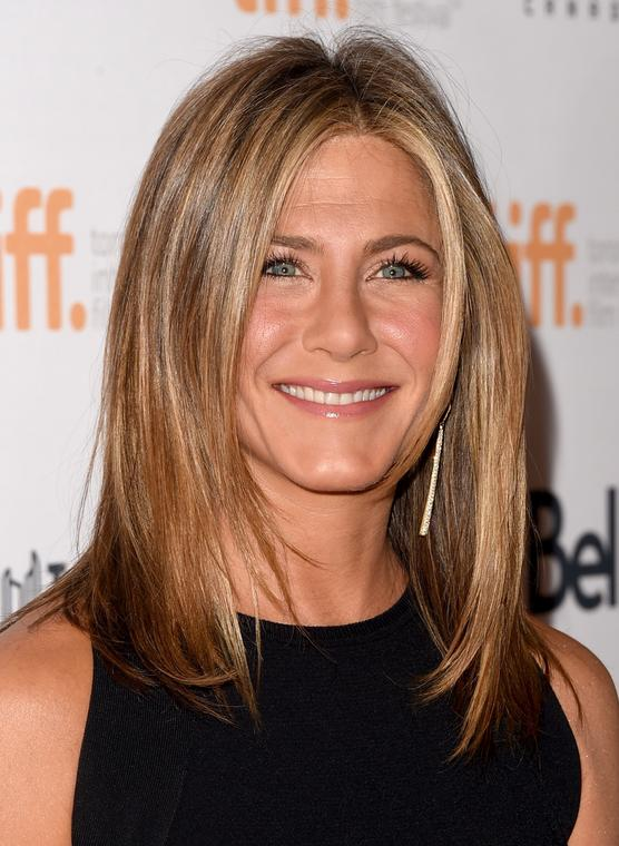 Jennifer Aniston - flamboyage