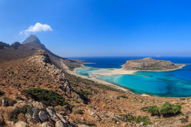 Balos laguna na Kritu