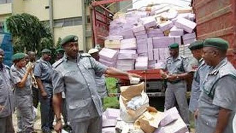 Customs Agency seizes suspected pharmaceutical drugs