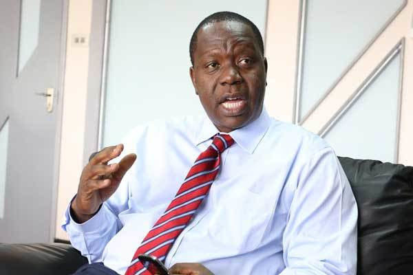 Dr. Fred Matiangi