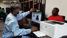 The CVR will recommence on October 4 [INEC]