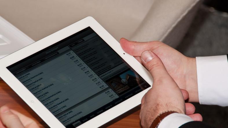 Nowy iPad w marcu 2012. Z ekranem Sharp