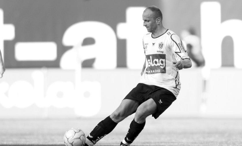 Adam Ledwoń popełnił samobójstwo w trakcie Euro 2008 w Austrii