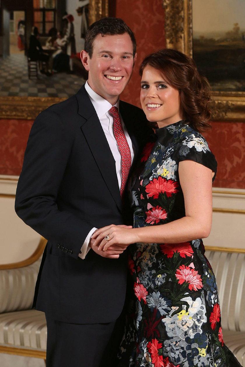 Księżniczka Eugenia chce mieć lepszy ślub niż Meghan i Harry