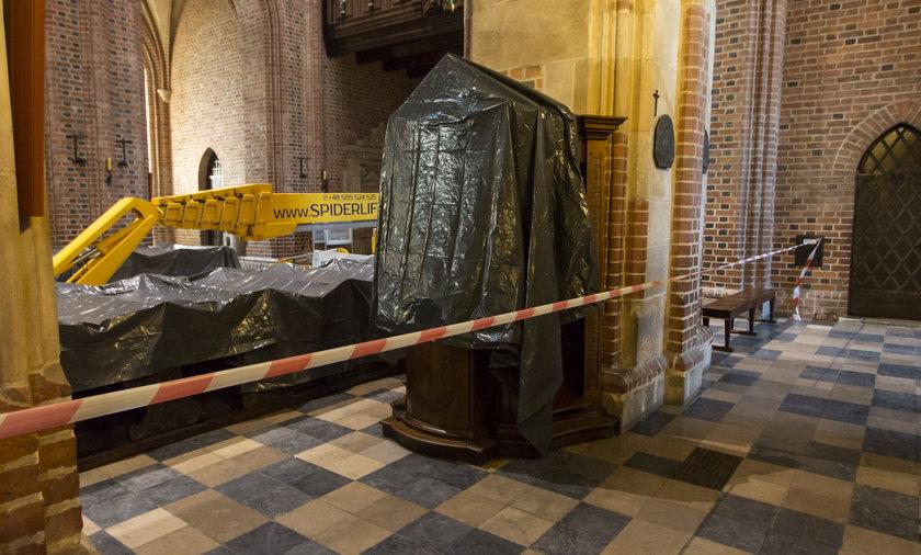 katedra poznań sprzątanie