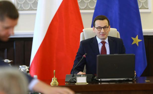 Mateusz Morawiecki powtórzył, że polskim żołnierzom nie groziło niebezpieczeństwo w związku ze wzrostem napięcia na Bliskim Wschodzie.