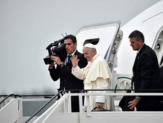 Włoska prasa: Franciszek 'zmierzył się' z postacią Jana Pawła II
