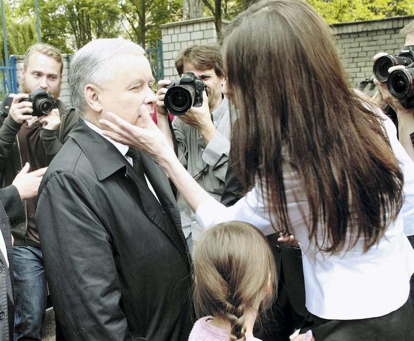 Marta Kaczyńska, Jarosław Kaczyński, wybory prezydenckie
