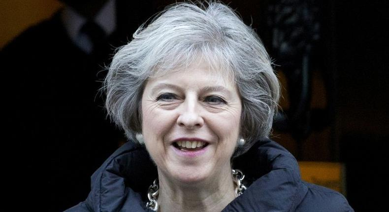 Prime Minister Theresa May has promised to trigger Article 50 of the EU's Lisbon treaty, beginning two years of divorce talks, by the end of March
