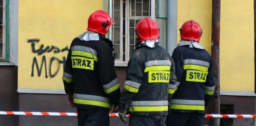 Wybuch gazu w knajpie w Legnicy. Są ranni