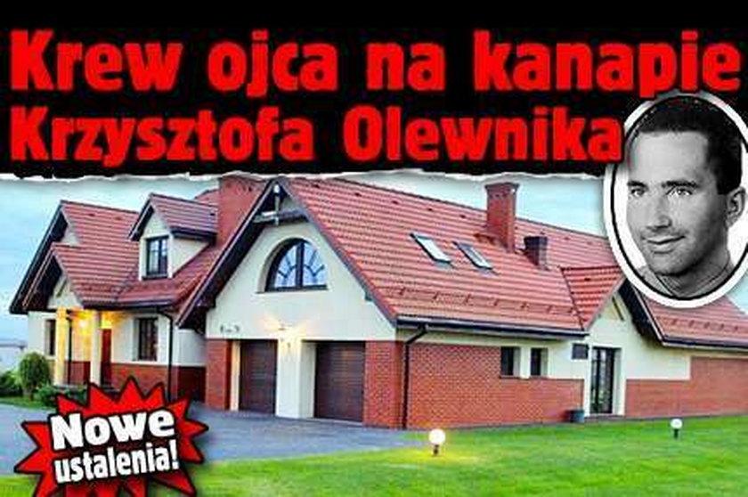 Krew na kanapie Olewnika! Nowe ustalenia Faktu