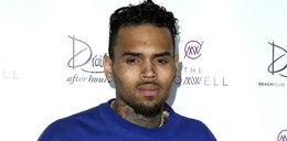 Chris Brown w końcu trafił za kratki