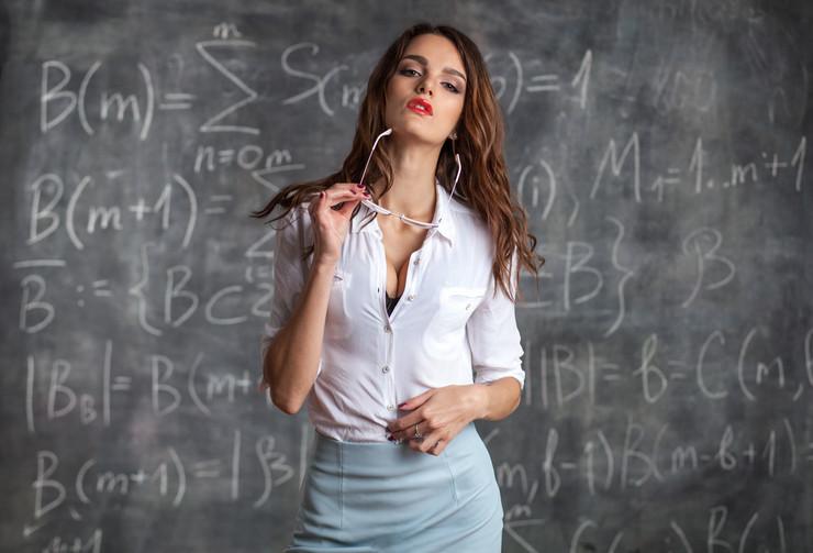 pohotna učiteljica