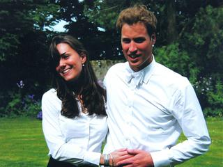 Kate i william w 2005 roku