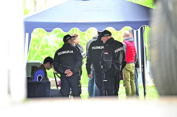 Miljan Zlatković poznat je istražnim organima odranije - osuđen je  zbog učestvovanja u tuči