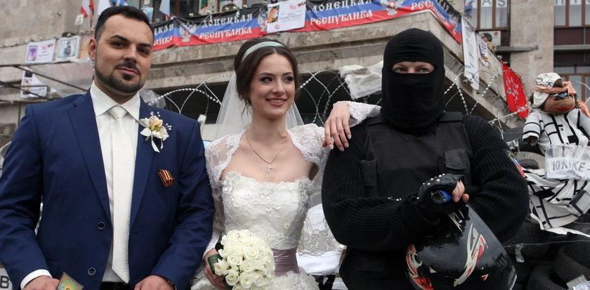 Ukraińcy śmieją się przez łzy