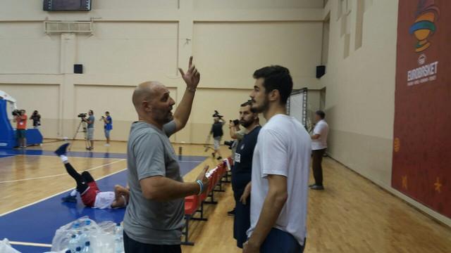 Nikola Kalinić i Aleksandar Đorđević