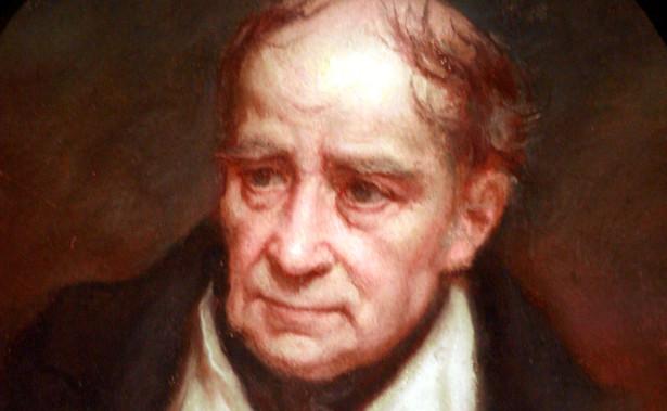 Portret Józefa Hoene-Wrońskiego wykonany przez Laurenta-Charlesa Maréchala, 1845. Licencja: CC-BY-SA 2.0 Francja