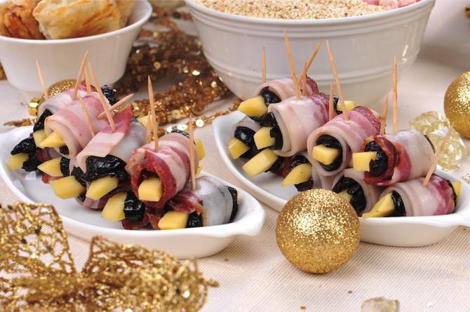 Slatke šljive i slana slaninica su dobitna kombinacija