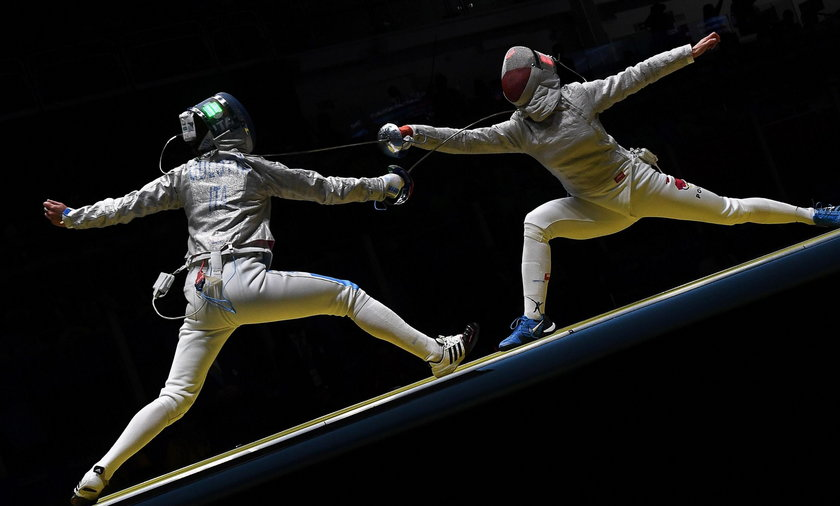 Rio 2016: Aleksandra Socha zawiodła. Koniec nadziei na medal w szabli?