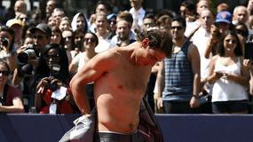 Rafael Nadal w reklamie bielizny