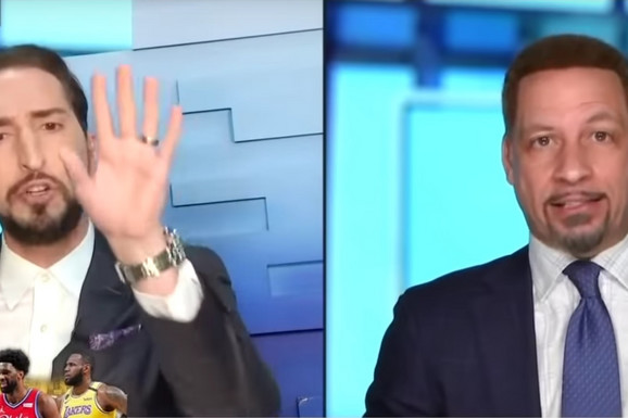 VELIKI HAOS ZBOG SRBINA! Nikola Jokić doživeo strašnu uvredu od američkog novinara, izbila svađa usred TV prenosa! /VIDEO/