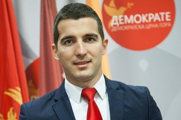 Bečić ponovo izabran za predsednika Demokratske Crne Gore