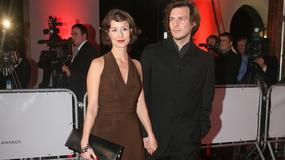 Maja Ostaszewska i Michał Englert - jedna z najlepiej ubranych par w polskim show-biznesie